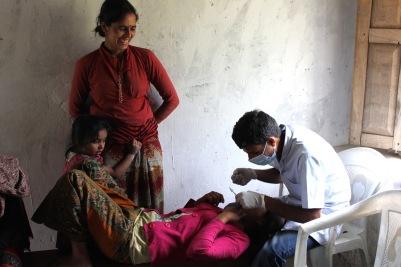 Lwang Ghalel Clinic, 2012