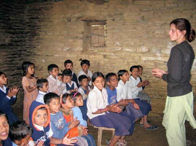 Sada Shiva Classroom